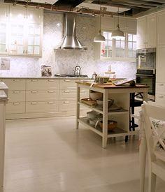 Ikea's new kitchen system, SEKTION.