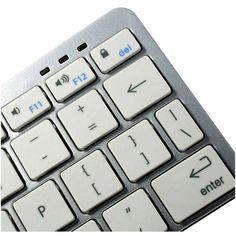 Universellt Slimmat Aluminium Bluetooth Tangentbord