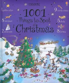 1001 Things to Spot at Christmas: Alex Frith, Teri Gower: 9780794523688: Amazon.com: Books
