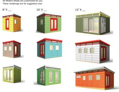 TypicalUses - Modern-Shed