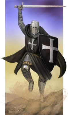 Teutonic Knight Templar