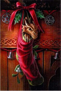 Magical Arrival Cross Stitch Pattern - Item Detail for SEW-1230 at Gryphon's Moon