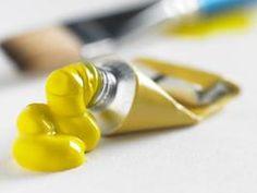 Cómo crear pintura temporal para el cuerpo