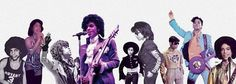 The many phases of Prince
