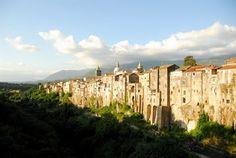 Sant'Agata dei Goti, the province of Benevento.