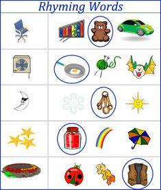 rhyming words games for kids