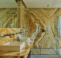 Book Matched Marble