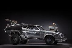 Prod Mad Max Vehicles