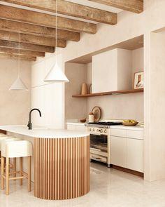 Kitchen Room Design, Home Decor Kitchen, Kitchen Designs, Kitchen Interior, Home Interior Design, Home Kitchens, Studio Interior, Dream Home Design, House Design