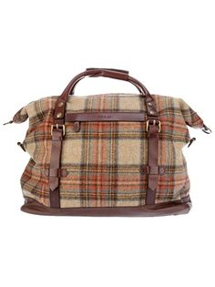 Paul and Joe 'Elroy' Tartan Bag