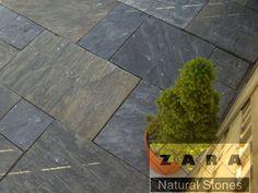 Sagar Black Paving Stones