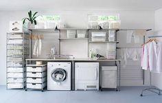 Laundry Room Ideas Ikea shelf ideas in laundry room: ideas about washer dryer shelf on