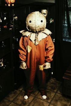 How I Made My Trick 'r Treat Sam Mask