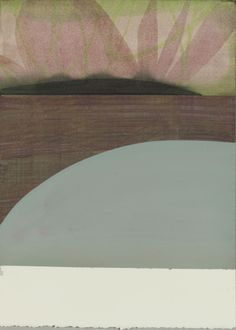 """Sarah Hinckley morning comes the sunrise (5)18"""" x 13"""" watercolor and gouache on fabriano"""