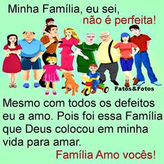 Graficas_Portugues: FAMILIA Perfect Word, Life Is Beautiful, Family Guy, Lettering, Sayings, Words, Instagram, Quotes, Fictional Characters