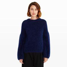 CLUB MONACO Yasamin Sweater. #clubmonaco #cloth #