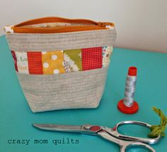 crazy mom quilts: finish it up Monday?