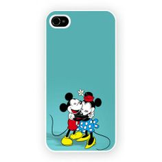 Mickey and Mennie Mouse iPhone case. WORLDWIDE SHIPPING!!