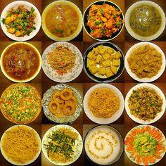 East Indian cuisine.