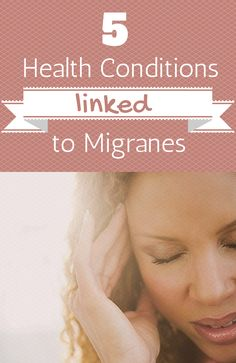 If you get migraine headaches, you may be at risk for heart attack, stroke, and other health conditions. http://MigraEase.com #migraine #headache #cluster #natural