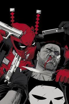 Deadpool/Punisher