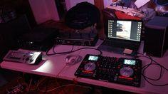 My DJ setup