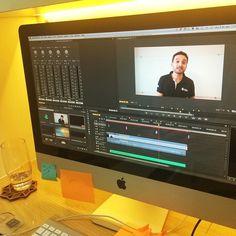Edição de mais um vídeo da série: 30 vídeos para ser um sucesso.