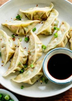How To Make Pork Dumplings — Cooking Lessons from The Kitchn | The Kitchn