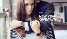 Win Larsson & Jennings watch new year giveaway - OOTD Magazine