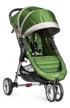 Free shipping and returns on Baby Jogger 'City Mini™' Stroller at Nordstrom.com. A lightweight design makes mobility a breeze in an easy-to-collapse three-wheel stroller equipped with everything you and baby need for a safe day out on the town. A rear parking brake allows you to lock your stroller in place with ease while a padded seat reclines so baby can nap on the go. Front-wheel suspension keeps the ride smooth while a rounded handlebar is designed with you in mind.