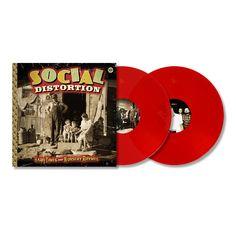 Hard Times & Nursery Rhymes LP (Red Vinyl)