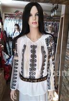 Ie femei stoc 00346 Blouse, Long Sleeve, Sleeves, Tops, Women, Fashion, Moda, Women's, Fashion Styles