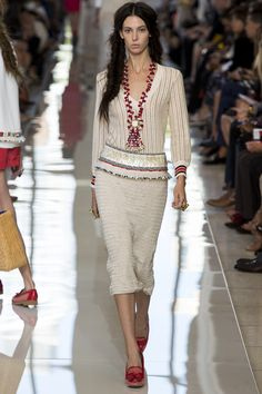 Tory Burch Spring 2013 Ready-to-Wear Collection | Keep the Glamour | BeStayBeautiful