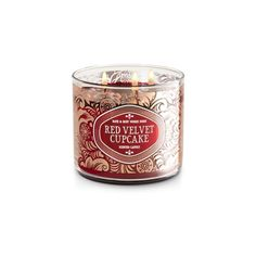 3-Wick Candle ($13) ❤ liked on Polyvore featuring home, home decor, candles & candleholders, vanilla candles, cupcake candles, vanilla cupcake candle, 3 wick candles and cupcake home decor