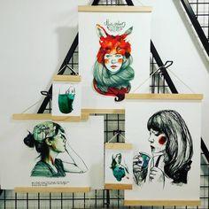Ilustraciones de @paulabonet  www.gnomo.eu/Paula Bonet  #PaulaBonet #Bonet #ilustradora @AppLetstag #ilustración #illustration #dibujo #art #draw #drawing #ilustration #artwork #instaart #watercolor #acuarela #color #painting #pencil #portrait #retrato #girl #ilustracion #ilustração #colores #artista #creative