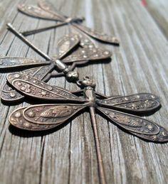 Dragonflies. <3