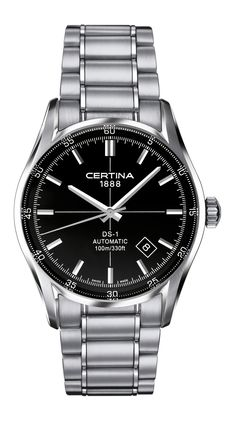 Certina 1888 - Swiss Made Automatic Watch for Him Classic Simple Breitling, Sport Watches, Watches For Men, Daniel Wellington, Tommy Hilfiger, Swiss Luxury Watches, Popular Watches, Watch Model, Automatic Watch