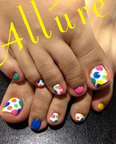 I am unfolding before you Easter toe nail art designs, ideas, trends & stickers of Have a look at the collection. Get Nails, Fancy Nails, Love Nails, How To Do Nails, Pretty Nails, Pretty Pedicures, Pretty Toes, Do It Yourself Nails, Nailed It