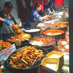Brike Lane Chinese food