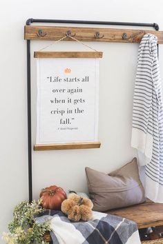 Fall Printable - This sign is so cute.