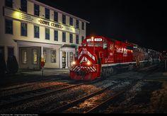 RailPictures.Net Photo: VTR 308 Vermont Rail System EMD GP40-2 at Rutland, Vermont by Gary Knapp