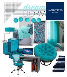 """""""Design Your Dream Dorm with Lands' End: Contest Entry"""" by shyyypieee ❤ liked on Polyvore featuring interior, interiors, interior design, home, home decor, interior decorating, Urban Outfitters, Lands' End, Blazing Needles and AMAC Interior Decorating, Interior Design, Lands End, Dorm, Dreaming Of You, Urban Outfitters, Interiors, Polyvore, Home Decor"""
