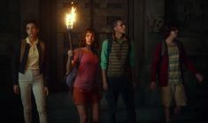 Eugenio Derbez, Nicholas Coombe, Isabela Merced, Madeleine Madden, and Jeff Wahlberg in Dora and the Lost City of Gold Two Movies, Movies To Watch, Movie Tv, Movies Free, Disney Movies Anywhere, Lost City Of Gold, Gold Movie, Audio Latino, Avengers Movies