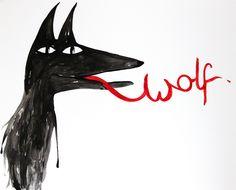 Wolf by Hazel Terry