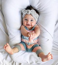 Fan Favs set: (3 items) ink blots top knot; light gray sailors & sage in floral turban