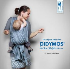 #DIDYMOS – 40 Years of Baby #Slings