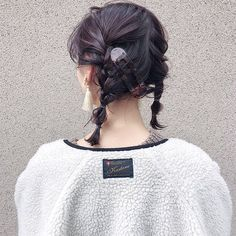 Formal Hairstyles, Hairstyles Haircuts, Pretty Hairstyles, Hair Arrange, Hair Setting, Edgy Hair, Hair Quality, Braided Hairstyles Tutorials, Dream Hair