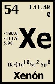 Elemento qumico nm3 li litio elementos qumicos pinterest resultado de imagen para el xenon tabla periodica urtaz Image collections