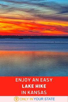 Take an easy hike around a beautiful blue lake in Kansas! Best Bucket List, Adventure Bucket List, Army Corps Of Engineers, Hidden Beach, Local Attractions, Summer Photos, Weekend Trips, Go Outside, Hiking Trails