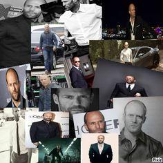 Feliz Aniversário meu lorde, tudo de melhor nessa vida pra vc, meu rei Jason Statham...